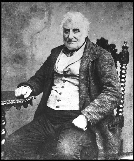 John Gibbs 1792 - 1867
