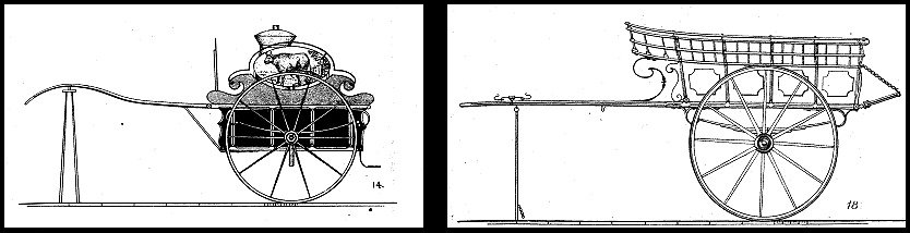 Cart designs.