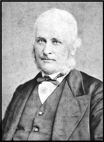 Joseph Gibbs 1826 to 1900