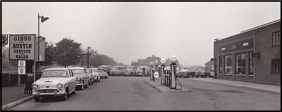 Longbridge House, Bedfont 1950's.