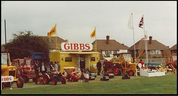 Institute of Groundsmanship Show, Motspur Park, Surrey.